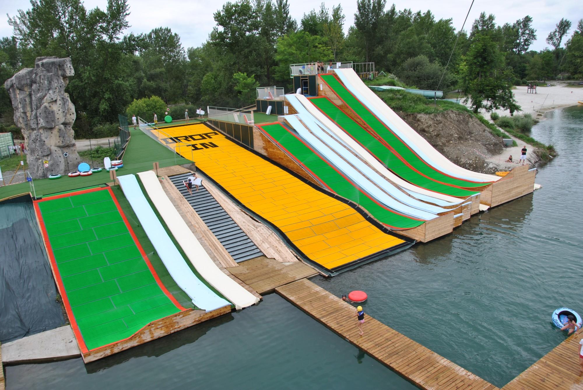parc aquatique 64000